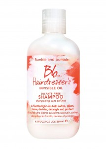 Hairdresser's Invisible Oil Shampoo 250ml.