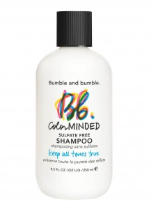 Color Minded Sulfate Free Shampoo 250ml