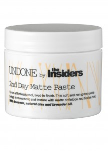 2nd Day Matte Paste