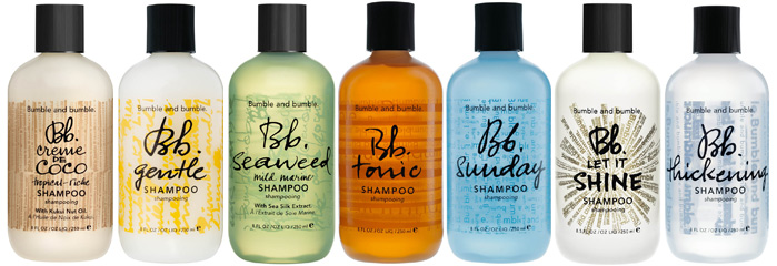 bumble shampoo conditioner
